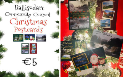 Christmas Postcards Now Available
