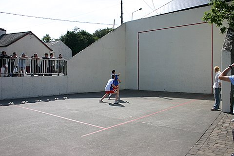 WANTED: Your Stories Of The Ballisodare Handball Alley